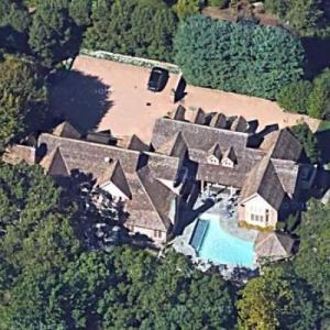 Linda & Vince McMahon's house (Google Maps)