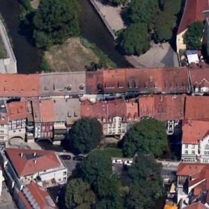Krämerbrücke (Google Maps)