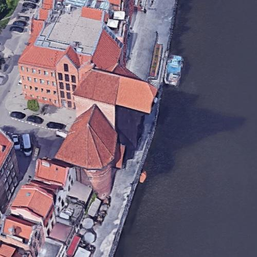 Zuraw (The Crane) (Google Maps)