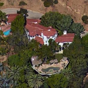 John Taylor's House (Google Maps)