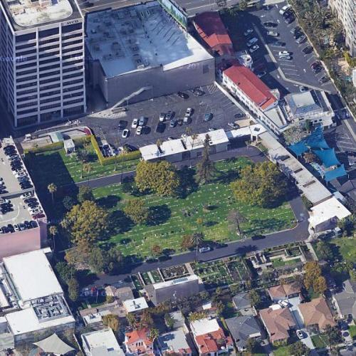 Westwood Village Memorial Park (Google Maps)