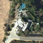 Charlie Sheen's House (former) (Google Maps)
