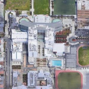 Ambassador Hotel (former) (Google Maps)