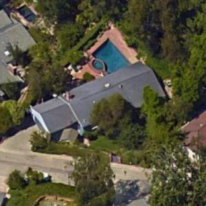 Simon Phillips' House (Former) (Google Maps)