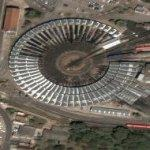 Railway turntable (Google Maps)