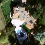 Barry Bonds' House (former) (Google Maps)