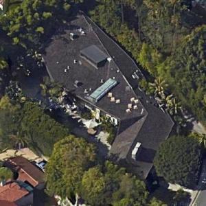 'Familian House' by John Lautner (Google Maps)