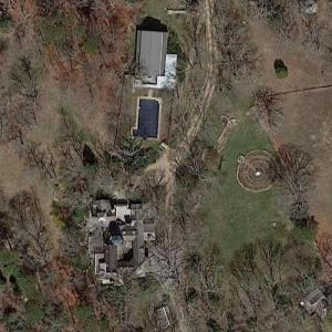 Carly Simon's House (Google Maps)