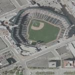 Comerica Park (Google Maps)