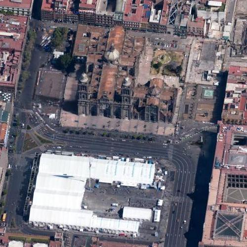 La Catedral Metropolitana (Google Maps)