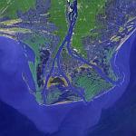 Krishna River Delta