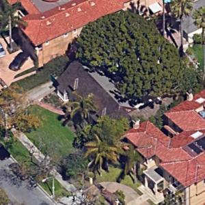 Marilyn Monroe and Joe DiMaggio's house (former) (Google Maps)