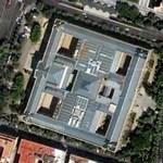 Biblioteca Nacional - Madrid (Google Maps)