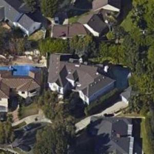 Scott Ian's House (Google Maps)