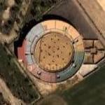 Plaza de Toros en Ocaña (Google Maps)