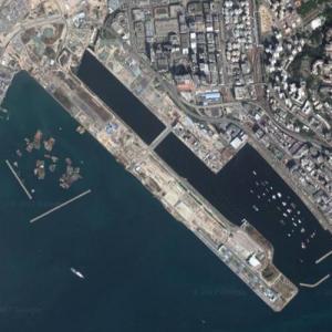 Old Hong Kong International Airport (Kai Tak) (Google Maps)