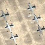Little Rock Air Force Base (Google Maps)