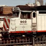 EMD F40PH - 903 Santa Clara - Caltrain