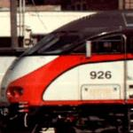 Caltrain MP36PH-3C 926 - Baby Bullet (StreetView)