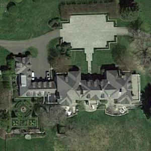 Kenneth G. Tropin's house (Google Maps)