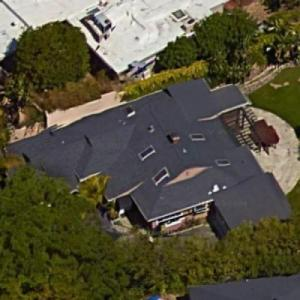 Mike Dirnt's House (Former) (Google Maps)