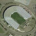 Mississippi Veteran's Memorial Stadium (Google Maps)