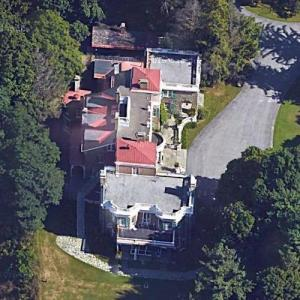 32th President of the USA - Franklin D. Roosevelt's house (former) (Google Maps)