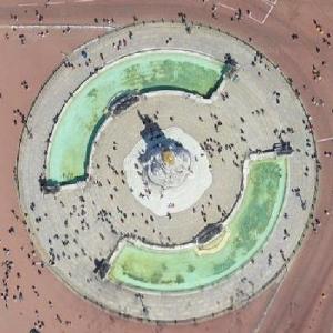 Victoria Memorial (Google Maps)