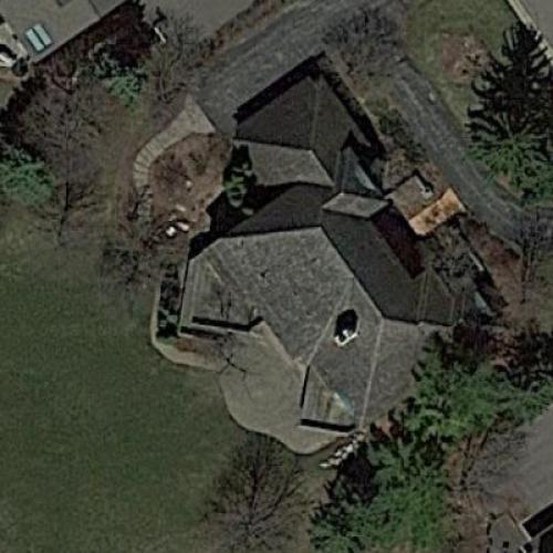 Aretha Franklin S House Deceased In Bloomfield Hills Mi Google Maps 2