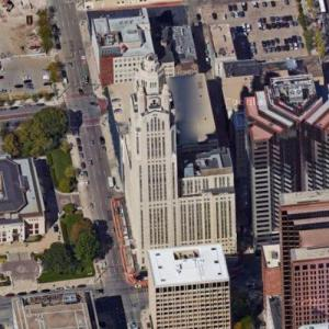 LeVeque Tower (Google Maps)