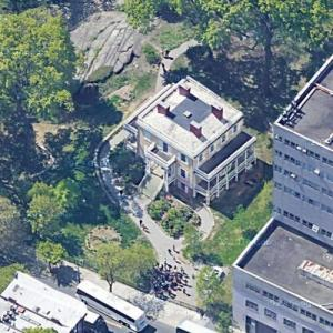 Hamilton Grange National Memorial (Google Maps)