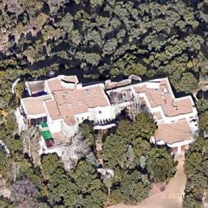Shirley MacLaine's House (Google Maps)