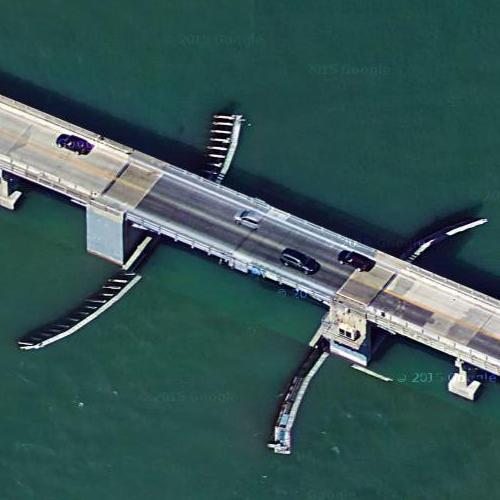 Boca Ciega Bay Bridge (Google Maps)