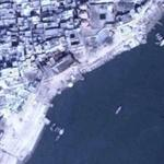 Ghats of Varanasi (Google Maps)