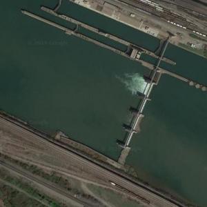 Braddock Dam (Google Maps)