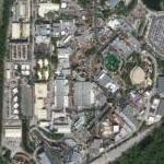 Disney World - Disney Hollywood Studios (Google Maps)