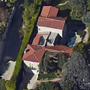Melanie Griffith's House (Google Maps)