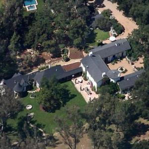Reese Witherspoon's House (former) (Google Maps)