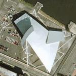 'Imperial War Museum North' by Daniel Libeskind (Google Maps)