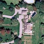 'Old Trees' - John Paulson's house (Google Maps)