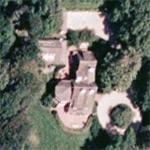 John Paulson's house (Google Maps)
