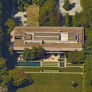 Jeffrey Brotman's house (Google Maps)