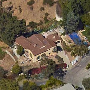 Aldous & Laura Huxley's House (former) (Google Maps)