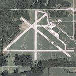 Madison Army Airfield (abandoned) (Google Maps)