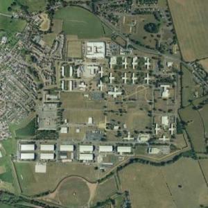 SAS Barrack Credenhill (Google Maps)