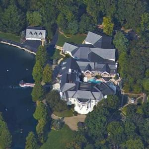 Steve Chancellor's House (Google Maps)