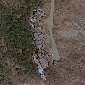 Eric Clapton's House (Google Maps)