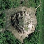 Big Pile of Something in East St. Louis (Google Maps)