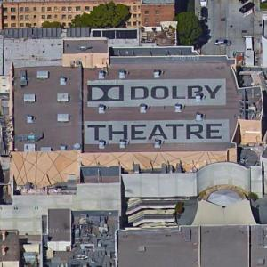 Dolby Theatre (Google Maps)