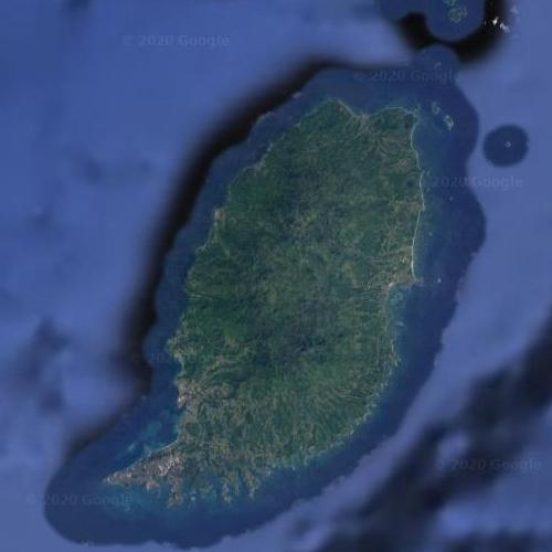 Grenada Island (Google Maps)
